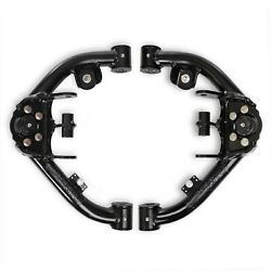 Cognito Ball Joint Tubular Upper Control Arm Kit For 01-10 Chevy Gmc 1500 3500