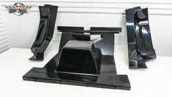 Corvette C2 Rear Floor And Tubs 3 Pc Kit Convertible Coffman Frame W/hidden Areas