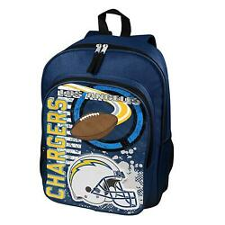 New NFL Los Angeles Chargers Boy Girl Kids School Backpack Supplies $22.48