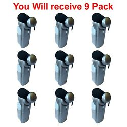 9x Portable Misting Fan Mini Pocket Handheld Cooling Personal Travel Water Spray
