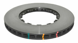 DBA T3 5000 Replacement Brake Rotor Pair Front DBA52808.1 FIT Audi S3 2.0 Qu...