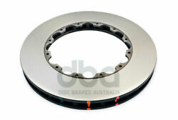 DBA T3 5000 Replacement Brake Rotor Pair Front DBA52102.1 FIT Ford Tickford ...