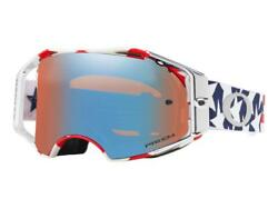 Mask Cross Oakley Freedom Troy Lee Designs Collection White Blue $303.96