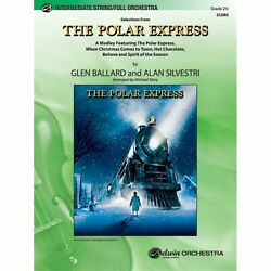 IThe Polar ExpressI Selections from 00-FOM04010C
