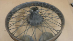 Model T Ford / Overland Budd 30 X 3 1/2 Wire Wheel Mt-3344