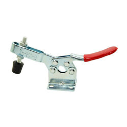 Toggle Clamp 201-b Red Plast Horizontal Quick Release Hand Tool Tackle Ok
