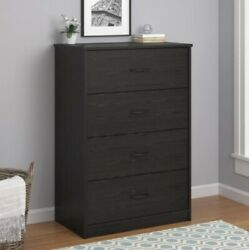 Dresser 4 Drawer Bedroom Furniture Storage Chest Organizer Closet Cabinet Home