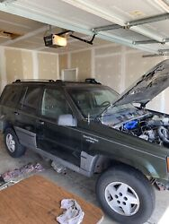1995 Jeep Grand Cherokee Laredo Part Out