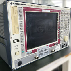 Used Rohde And Schwarz Rands Vector Signal Generator 9khz4ghz /300khz4ghz