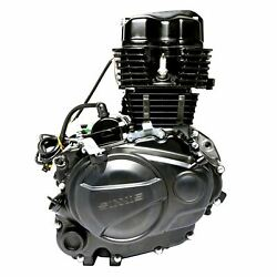 Zy125 Complete Motorcycle Engine Efi Sinnis Terrain 125 Zs125-86 17-19