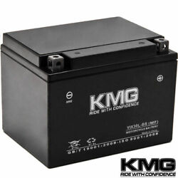 Yix30l-bs Sealed Maintenance Free Battery 12v Powersport Motorcycle Snowmobile