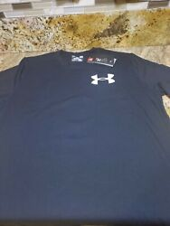 Under Armour Whitetail Skull Charged Cotton Tee (Black) 1283072-001 - Mens Large