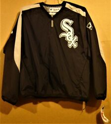 Chicago White Sox Jacket, 5 World Series Caps And Ws Ball Package - Size Large