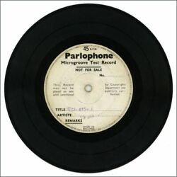 Beatles 1966 You Like Me Too Much/itandrsquos Only Love Parlophone Test Pressing Uk