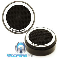 Open Box Rockford Fosgate Power T1t Tweeters And Mounting Hardware