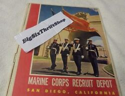 Marine Corps Recruit Depot Mcrd San Diego Yearbook 189 Alpha Co