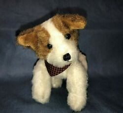 1997 Mary Holstad Ganz Cottage Collectibles Murphy The Terrier White  Dog CC636