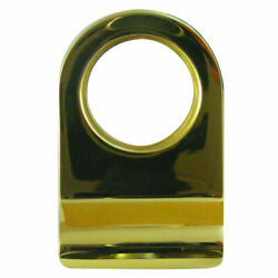 Asec Rim Cylinder Pull Brass As3812