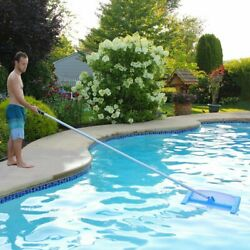 Glider Swimming Pool Floating Skimmer For Above Ground And In-ground Pools