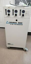 Parker Balston Lcms-5000na Tri Gas Generator Source 5000 Lc/ms For Mass Spec