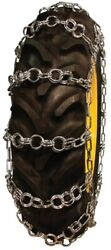 Double Ring Pattern 11.2-34 Tractor Tire Chains - Nw744-2cr
