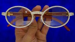 Cartier Sunglasses Custom 18 Ct Diamonds Celebrity Style Best Deal