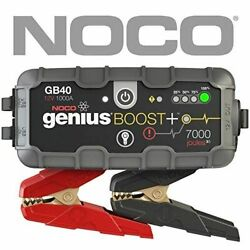 NOCO 1000Amp 12V Lithium Car Jump Starter Booster Battery Charger USB Power Bank