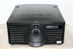 Digital Projection WUXGA 1080p Theater Projector 7500 Lumens Only 274 Hours