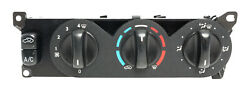 New B2C Central Climate Control Panel Fits 1998-01 Mercedes ML W0133-1818669-PRO