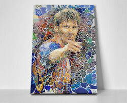 Lionel Messi Poster Or Canvas
