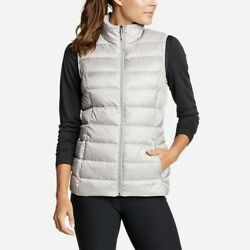 Eddie Bauer Packable Womenand039s Cirruslite Down Vest Pick Size New Free Shipping