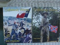 Confederate Veteran 2009 5 Issues Gen James R Chalmers Point Lookout Lee