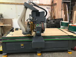 3Wood Router CNC machine BCMCNC no need change tools now