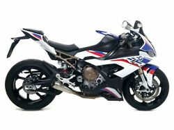 Arrow Complete Exhaust Competition Low Mesh Back Net Steel Bmw S 1000 Rr 2019-20