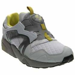 Puma Disc Blaze Emboss Sneakers Casual Running   - White - Mens