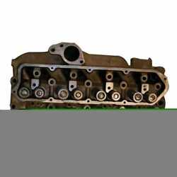 Remanufactured Cylinder Head With Valves Compatible With John Deere 2355 2030