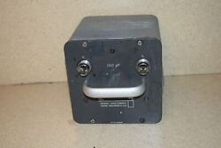General Radio Type 1404-b Reference Standard Capacitor- 100pf Aa