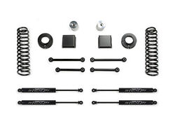 Fabtech 3andprime Sport Lift Kit With Stealth Shocks For 2020 Jeep Gladiator