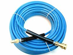 Truck Mount Extractor Carpet Cleaning 100and039 Truckmount 3000 Psi Solution Hose 275