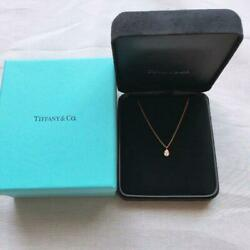 Tiffany Necklace By The Yard Yg Pair Shape