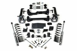 Bds 4 Lift Kit Nx2 Shocks For 2019 Ram 1500 4wd With Large Hub Bore Knuckle