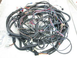 2006 Tahoe Q4 And Mercruiser 4.3l V6 Stern Drive Engine To Dash 22 Wire Harness