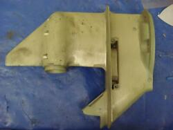 329639d2 329639 Lower Unit Housing Empty Fits Old Johnson/evinrude Outboards