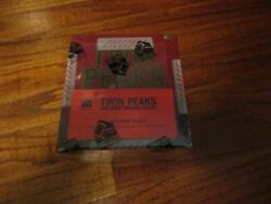 2019 Twin Peaks Archives Trading Card Factory Sealed Archive Box Near Master Set