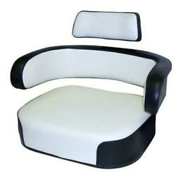 Seat Cushion Kit For International 706 806 856 1066 1456 ++ Tractor