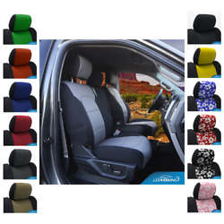 Seat Covers Cr-grade Neoprene For Jeep Renegade Coverking Custom Fit