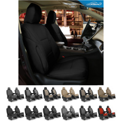 Seat Covers Leatherette For Vw Atlas Coverking Custom Fit