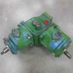 Used Hydrostatic Transmission Assembly Lh Compatible With John Deere 2280 2250