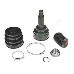 Drive Shaft Joint Kit Front For Mazda 626 Iv Mx-6 Xedos 6 G04725500a