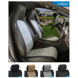 Seat Covers Ultisuede For Ford Crown Victoria Coverking Custom Fit